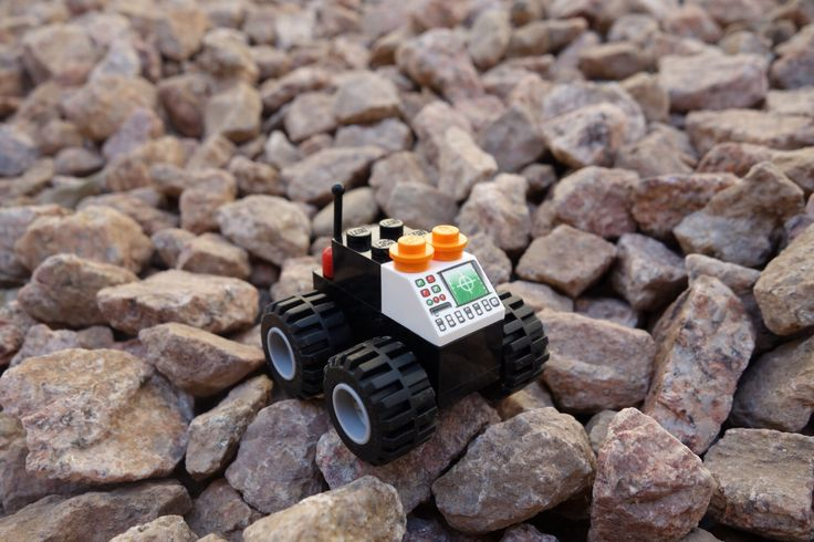 Custom Lego Mini 4x4 OffRoad Car For Party Favors/giveaways CUTE!! by CharLangGud on Etsy https://www.etsy.com/listing/189413883/custom-lego-mini-4x4-offroad-car-for