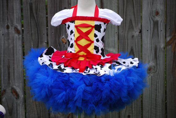 Custom Toy Woody or Jessie story inspired tutu by RainbowsLNG, $149.00