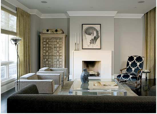 25 best ideas about benjamin moore marilyns dress on - Best benjamin moore grey for living room ...