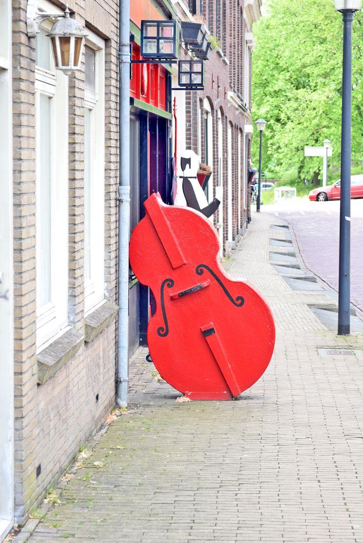 Weekend w Gorinchem - urokliwe miasto w południowej Holandii.
