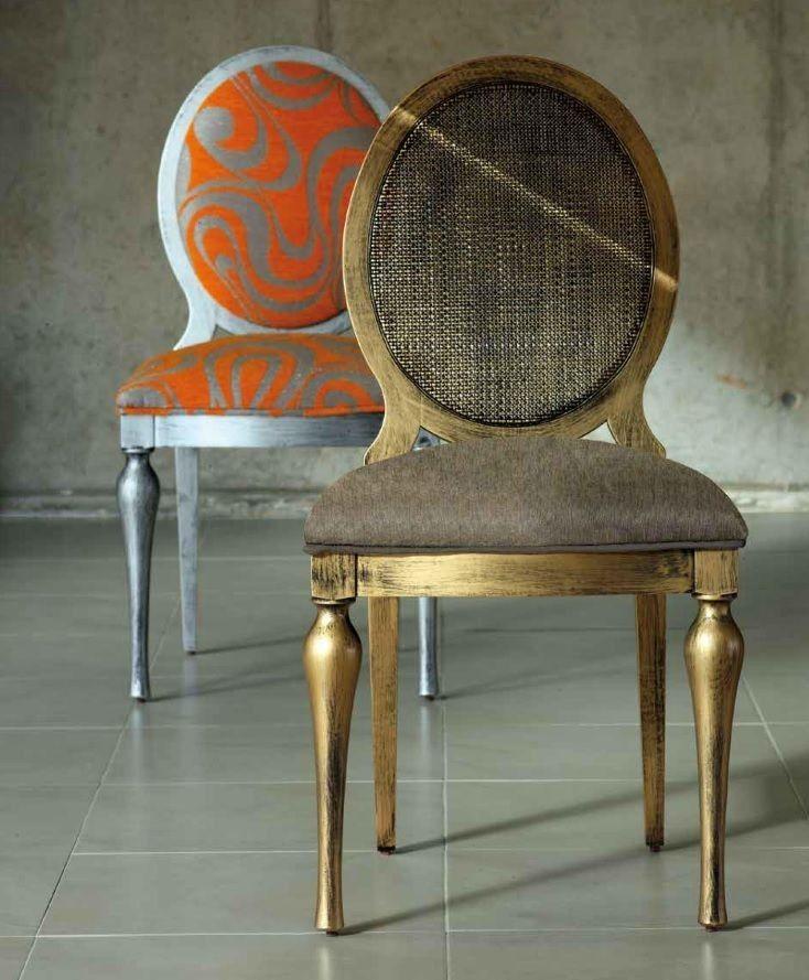 Mejores 132 imágenes de sillas en Pinterest | Sillones, Tapicería y ...