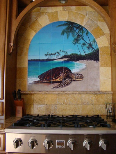 kitchen murals backsplash 13 best style tropical images on tropical 13697