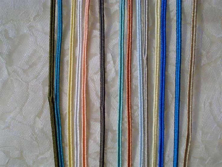 Бижутерия из пластика Fimo.Урок №3.Цветная пластиковая филигрань или имитация сутажной техники.