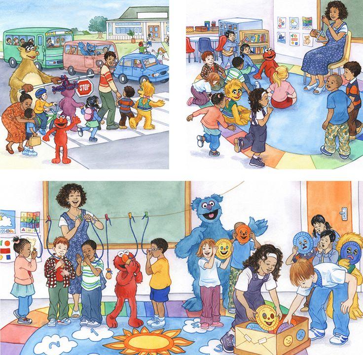 #chantelleandburgenthorne #ourillustrations #childrensbook #illustration #published #education #kidiart