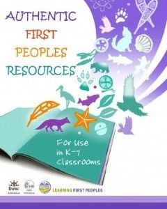 A curation of resources by FNESC.  A long document but helpful summaries of literature pertaining to First Peoples.  It is mainly organized by grade so it can be difficult to look for materials based on subject.
