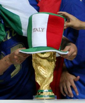 Italy Wins the World Cup