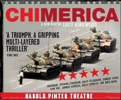 chimerica - if you haven't seen this you are missing out.