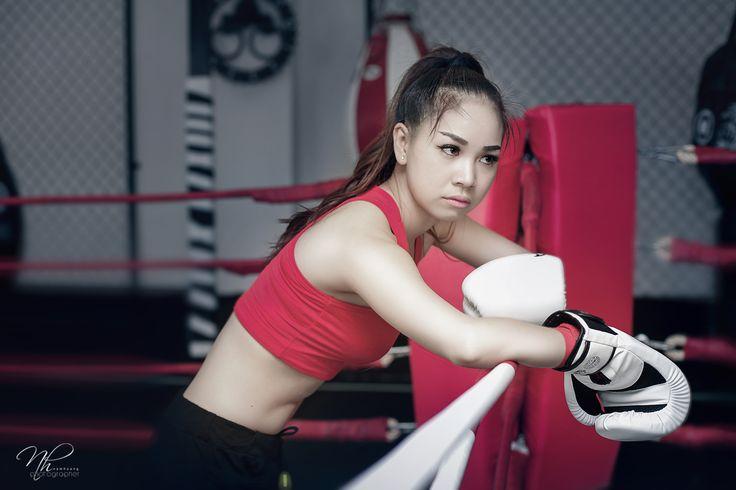 Boks dla kobiet #Sport #Fitness #Fitboxing #Gogirls #Boks