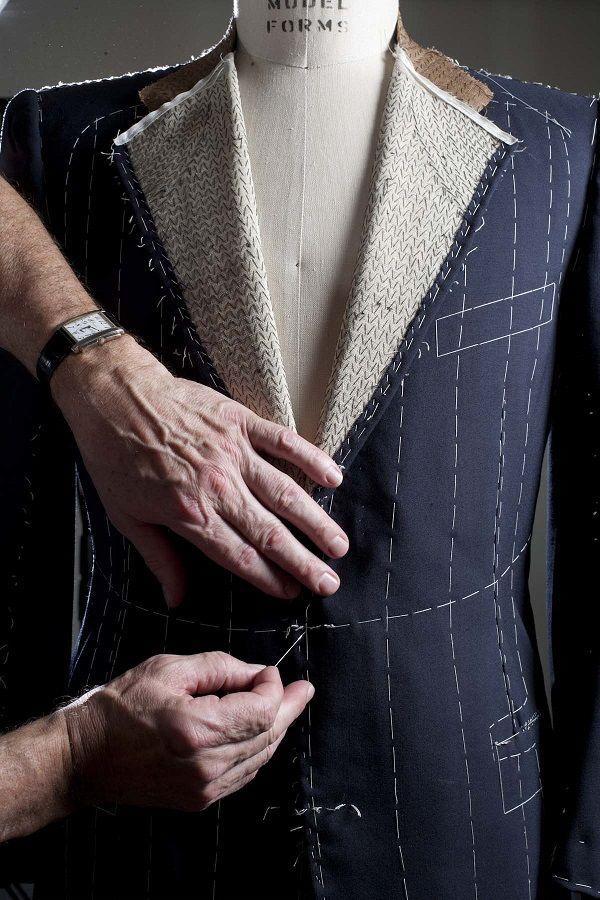 Анатомия костюма
