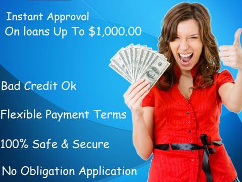 Get essential $ 900 FindCashLenders Columbus, Oh dear faxing apply $700 money exchange. You can in like way apply expedient $ 1000 Find Cash Lenders Promo Code Islip New York no occupation check . http://applyforonlinepaydayloan.blogspot.com/2015/10/wwwfindcashlenderscom-promo-code.html