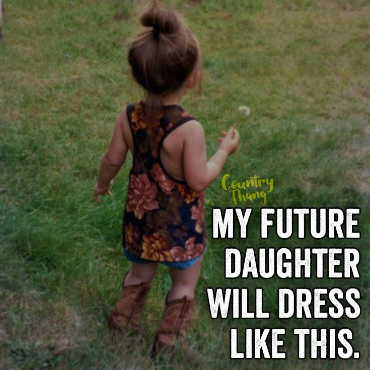 My future daugter will dress like this