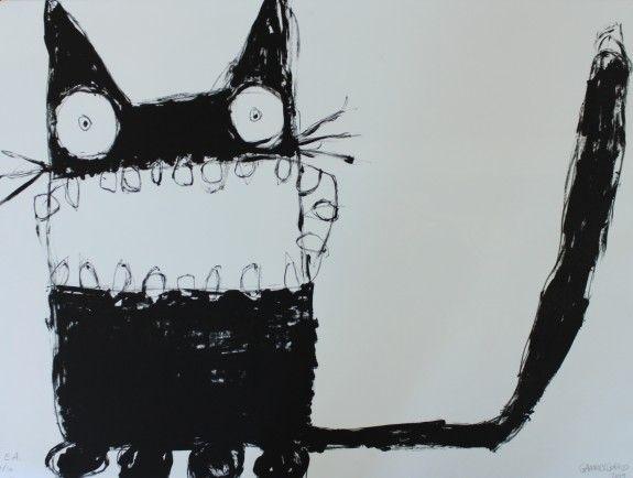 De to store katte by Torben Gammelgaard