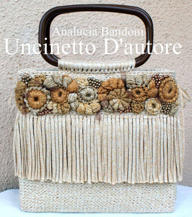 #reeform  #crochet  #bag  #borsa  #uncinetto #bolsa  #croche