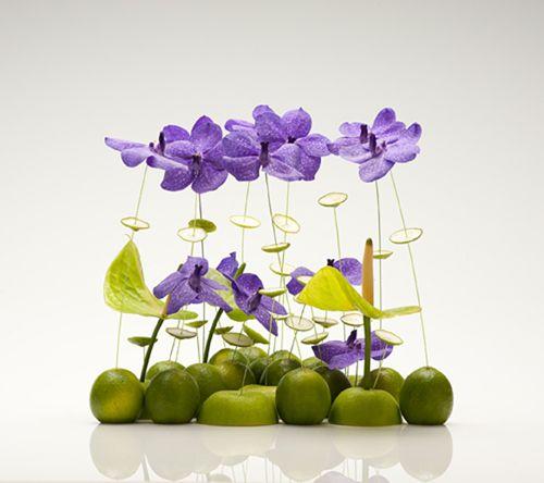 David Ragg - Floral Design // maravillosa & original creación