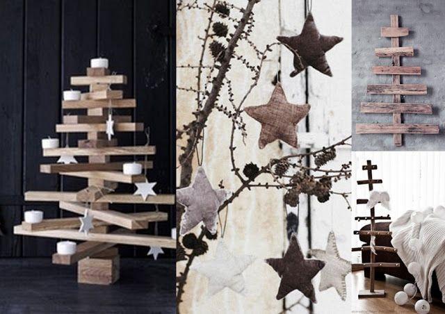 Erilaisia kuusia jouluksi (Elsass-blogi)