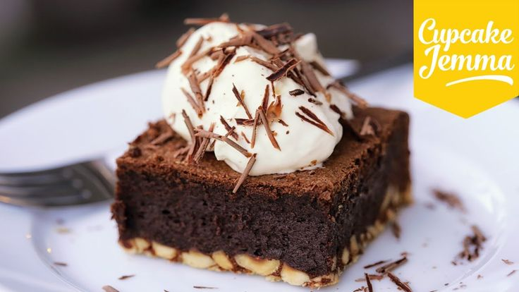 Ultimate Chocolate Brownies | Cupcake Jemma