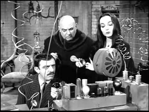 La Familia Addams -El Agente Secreto Parte 2