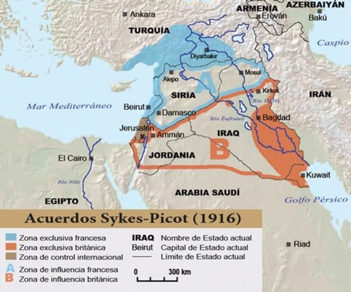 110 best Sykes Picot Agreement images on Pinterest Middle east
