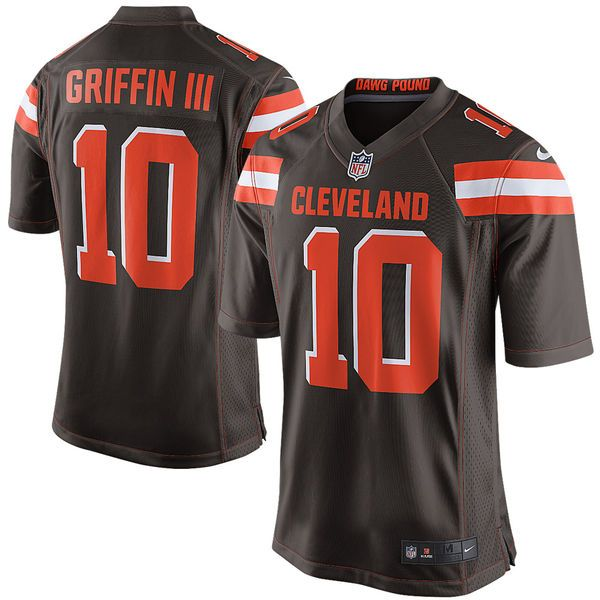 Robert Griffin III Cleveland Browns Nike Youth Game Jersey - Brown - $44.99