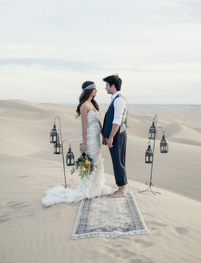 Romantic wedding travel destinations