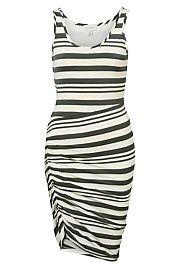 Ruched Tank Dress  #witcherywishlist