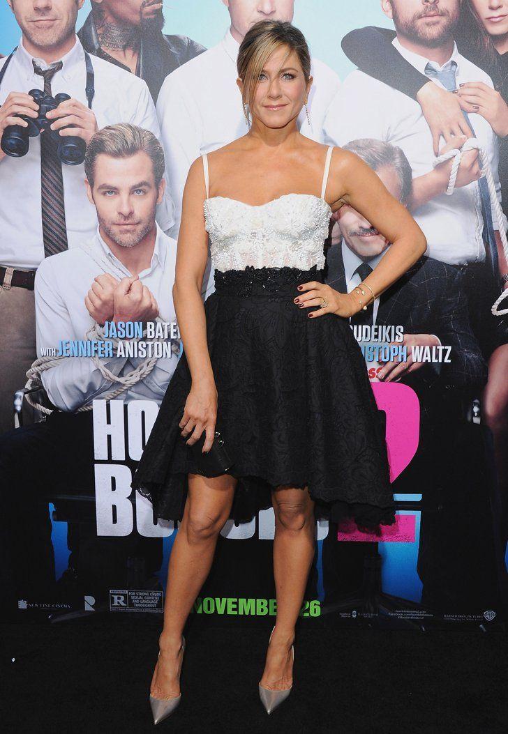 Pin for Later: Jennifer Aniston En a Vraiment Marre Qu'on Lui Parle Du Fait Qu'elle Ne Veuille Pas D'enfants