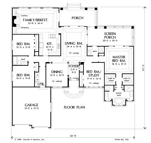 9 best waterfront dream home images on pinterest floor for Monticello house plans