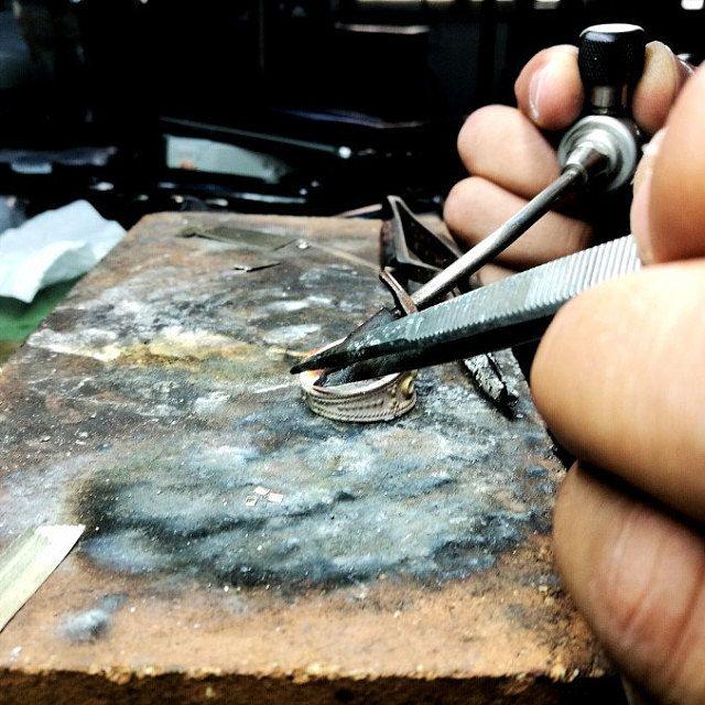 Premium Handmade Goldsmith & Diamonds Workshop by DanelianJewelry