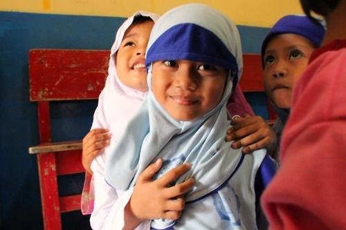 Local school in kampung in North Jakarta (photo walk)