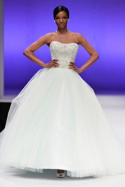 La robe de princesse Casablanca Bridal