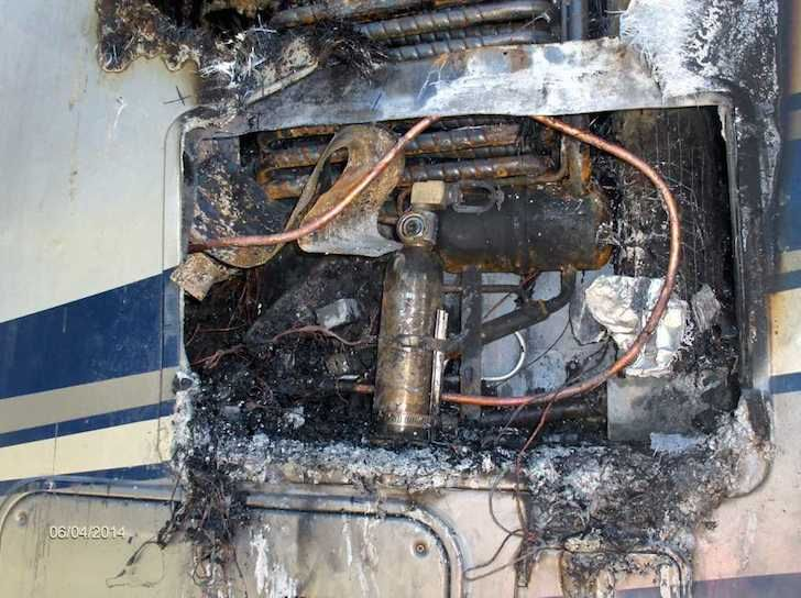 How to Prevent Your RV Refrigerator from Exploding If You Can't Level Your RV.