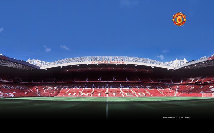 Sunny afternoon - Old Trafford