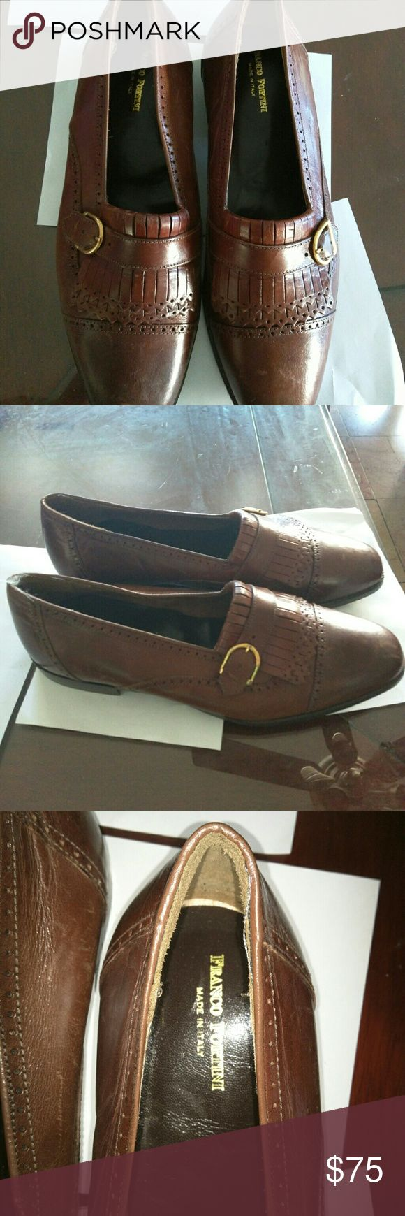 Franco Fortini Men's Formal Shoes Very good condition! Franco Fortini Shoes Loafers & Slip-Ons