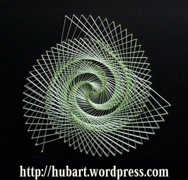 string art trilateral