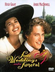 Four Weddings and a Funeral: Favourite Films, Movie Posters, Watch, Weddings, Favorite Movies, Hugh Grant, Favorite Films, Movies I Ve