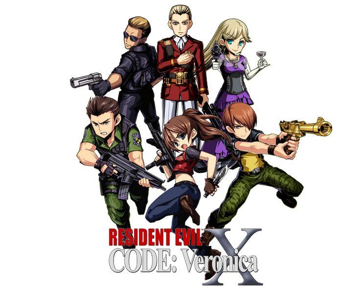 Resident Evil CODE: Veronica by juniorbunny.deviantart.com on @deviantART
