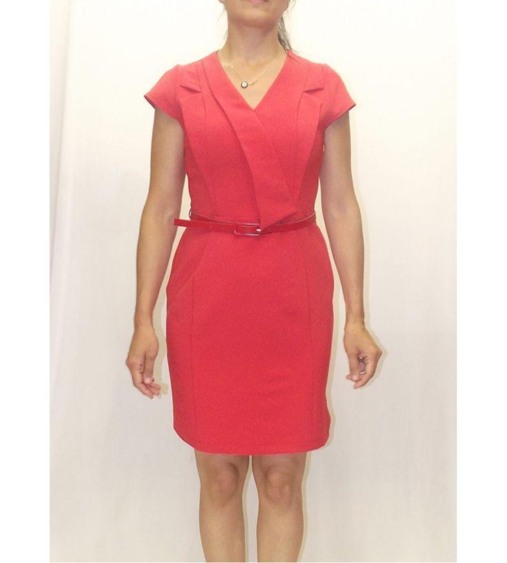 Side Zipper Dress