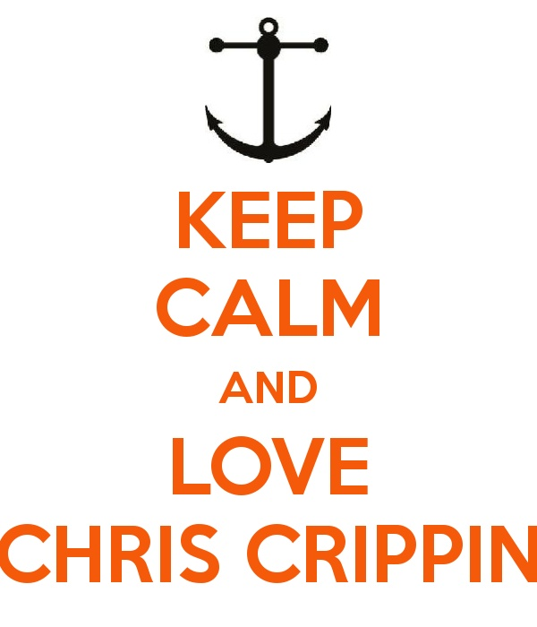 Keep Calm and Love Chris Crippin (b/c it's not just about Jacob Hoggard)