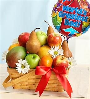 father's day fruit gift baskets