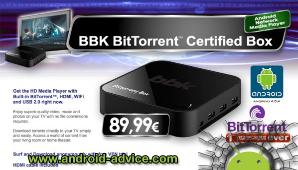 New Android Tv That Allows You To Stream Torrents From Your Local Network To The Unit Android Tv Bittorrent Tv