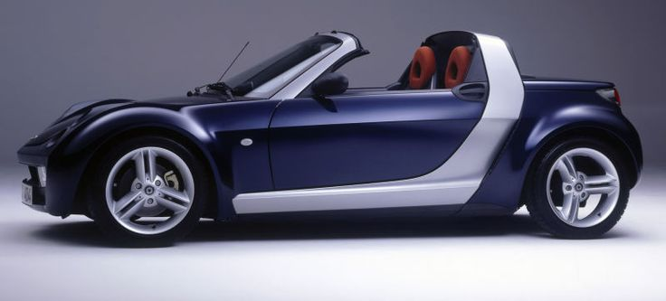 Lot of people say it was shitty, but I could find ways to have fun in a Smart Roadster.