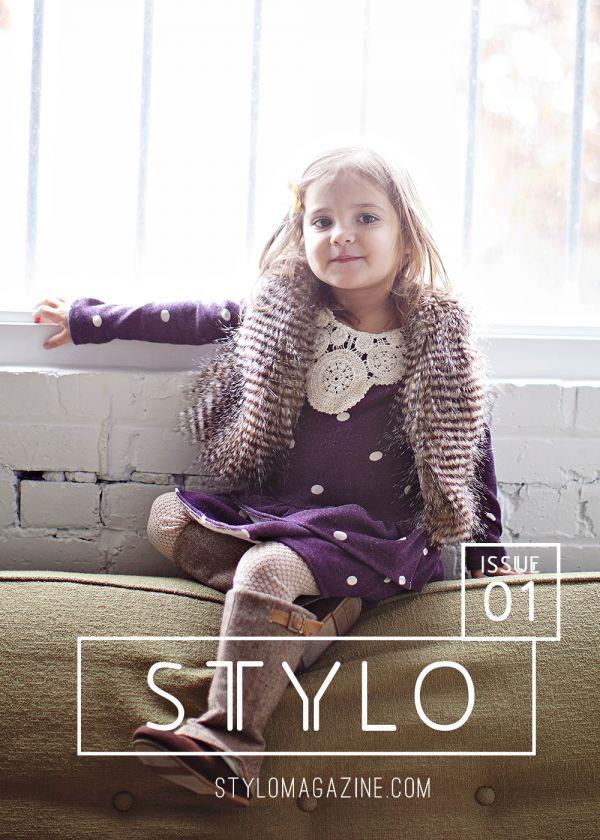 Stylo children s fashion magazine sew pinterest