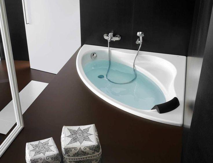 Bañera de esquina BALI ROCA