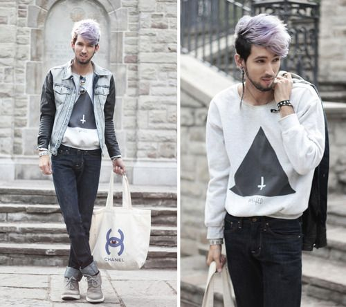 ★Cheap Pastel Goth Grunge and Seapunk Clothing Here★