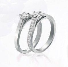 ショーメの婚約指輪・エンゲージリングを集めました!