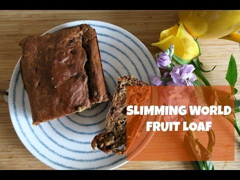Slimming World Weetabix Cake, or as I like to call it, a good old Fruit Loaf! Moist on the inside, and crunchy on the outside, it's a bit like bread pudding - delicious!