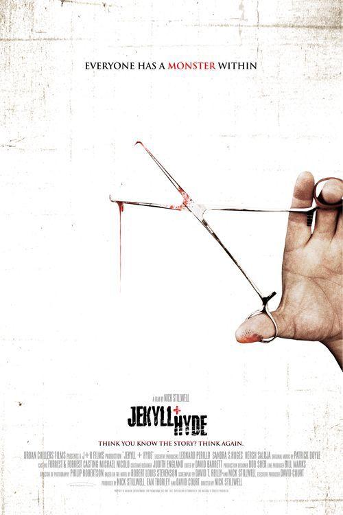 Jekyll + Hyde Movie Poster #2 - Internet Movie Poster Awards Gallery