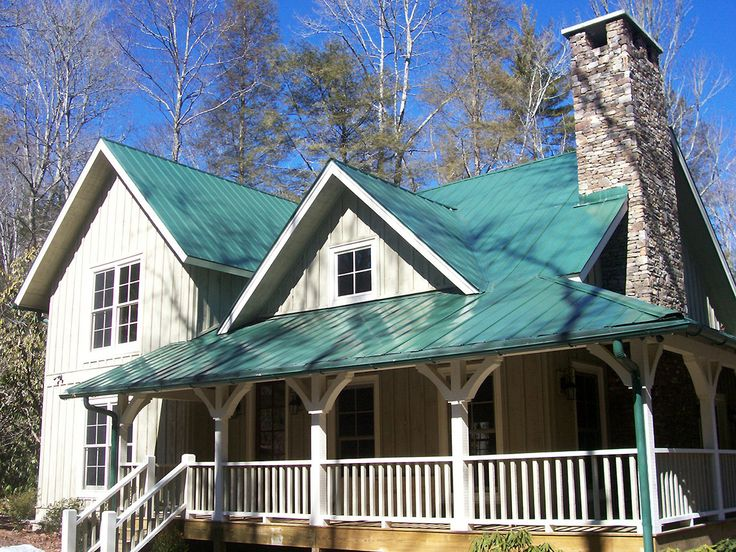 Best 59 Best Green Metal Roofs Images On Pinterest House Siding Exterior House Colors And Exterior 400 x 300