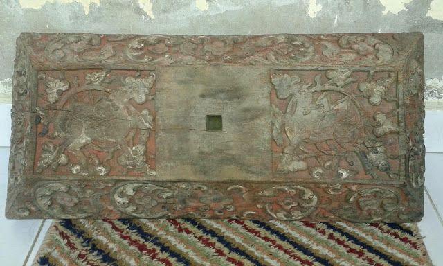 antik: Bejagul motif lembu
