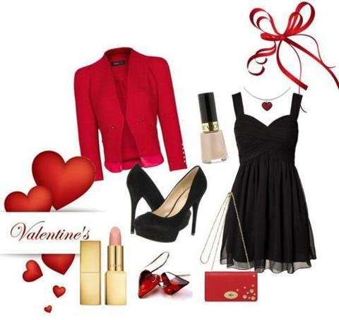 The Perfect Little Black Dress Outfit for Valentineu0026#39;s Day Dinner | Fashion Ideas | Pinterest ...